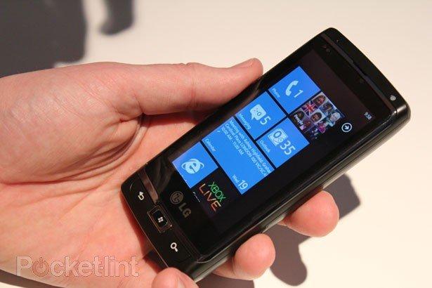 Windows Phone 7 October 11 2010 Launch