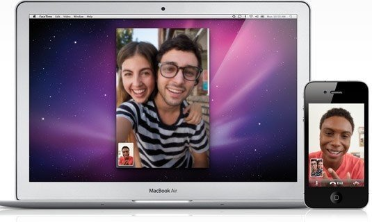 Facetime on the Mac