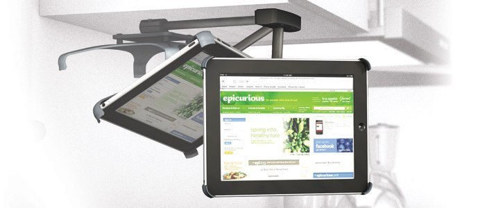 griffin ipad cabinet mount 2