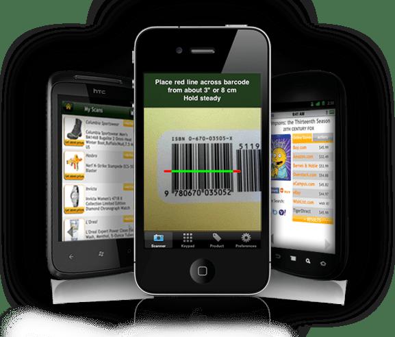 Pic2Shop App Screen Shot