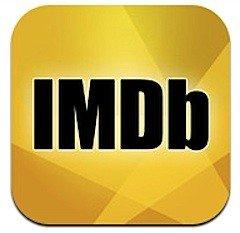 IMDB iPhone App icon