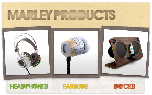 house of marley products