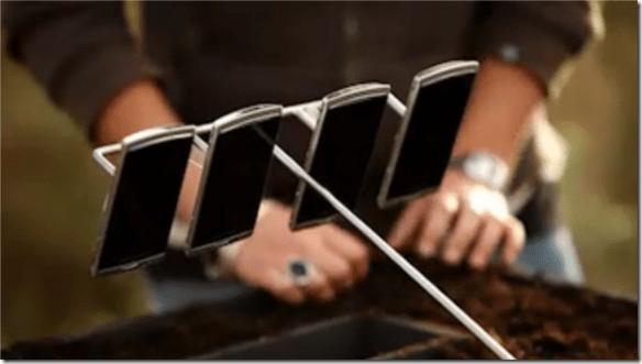 sony ericcson xperia arc greenhouse challenge