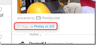 twitter images uploaded from ios5 are self identified