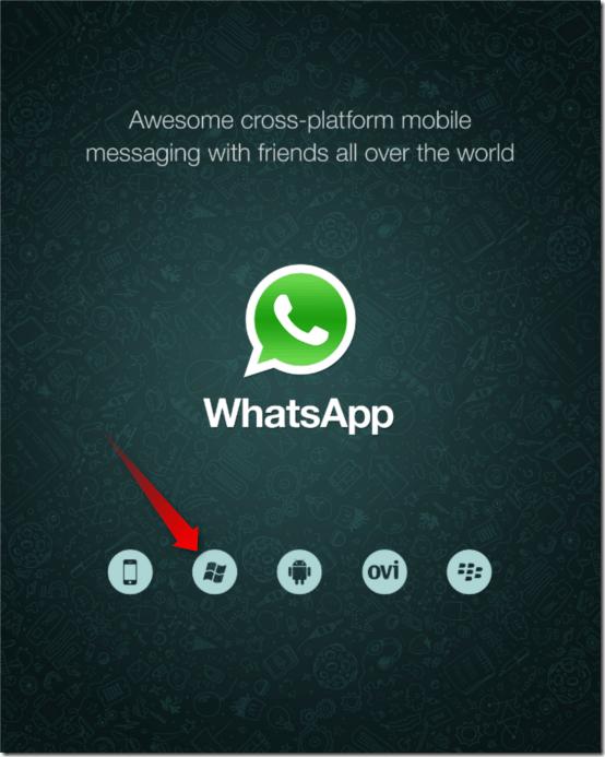 whatsapp teaser graphic windows phone highlighted