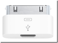 apple micro usb adapter