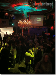 house of marley uk launch venue