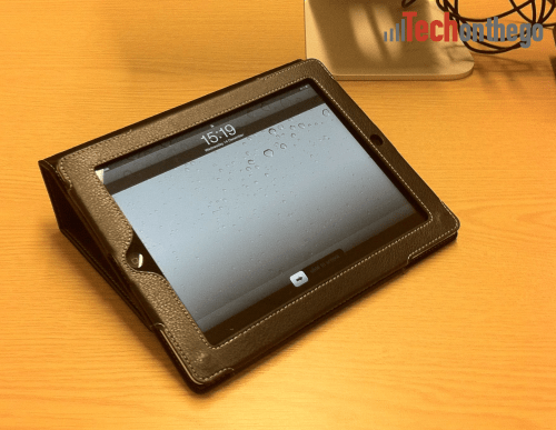 snugg ipad2 leather case