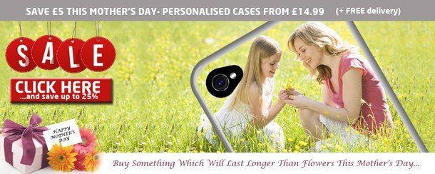 likemycase mothers day £5 discount