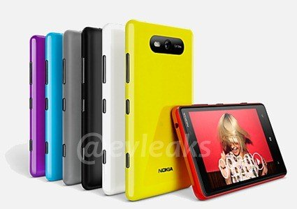 nokia 820 reported leaked image