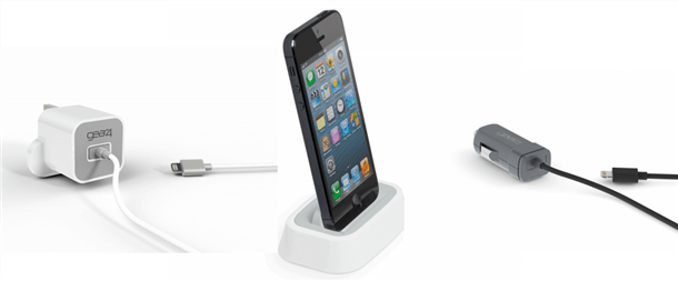 gear4 announce new lightning accessories for iphone5 ipad mini and new ipod touch
