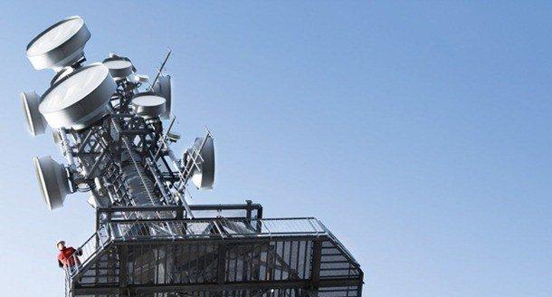 mobile signal mast