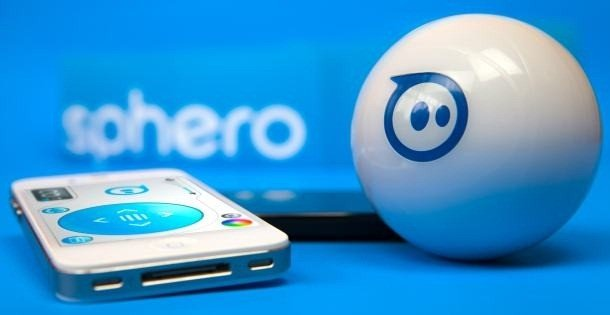 sphero with iphone and app