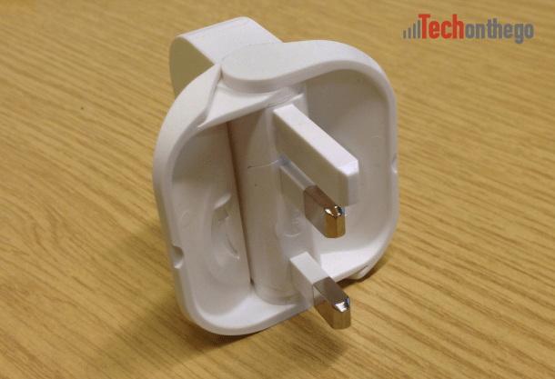 mu usb power adapter open
