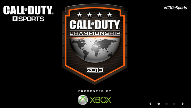 Call Of Duty Championship Announced With $1Million Prize