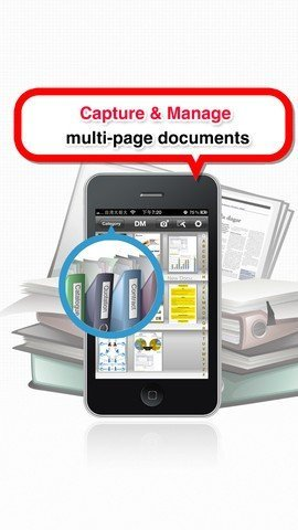 Snap2PDF for iPhone
