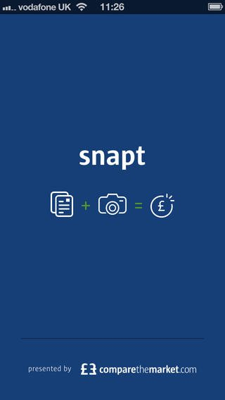snapt free energy saving app