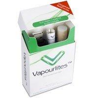 vapourlites menthol electronic cigarette