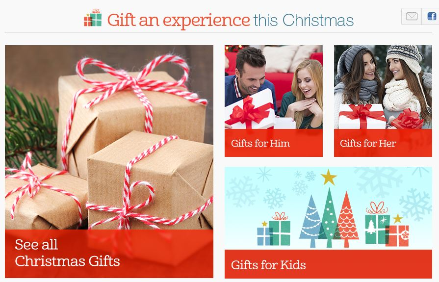 amazon local deals for christmas samples