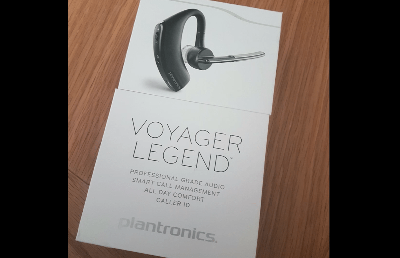Plantronics Voyager Legend Bluetooth Headset Review Tech On The Go