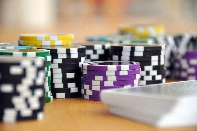 gambling chips image