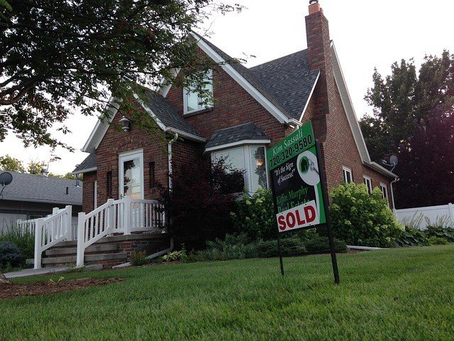 house sold image