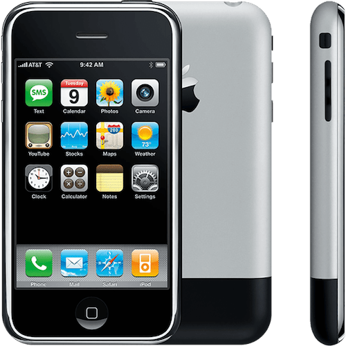 original iphone 2007