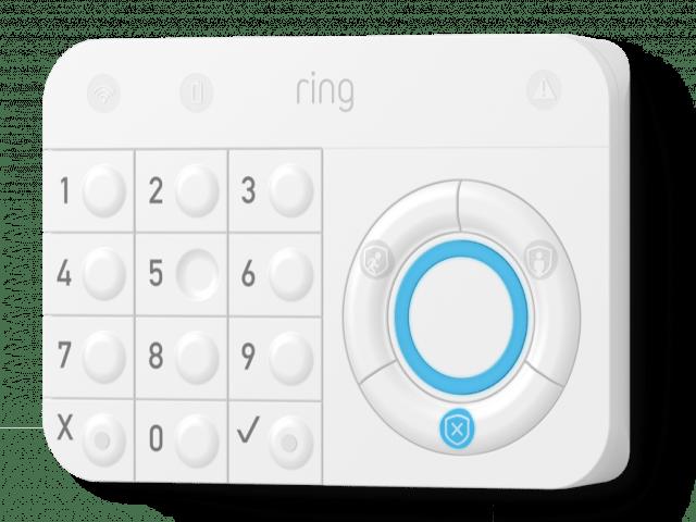 Ring alarm - home security hub