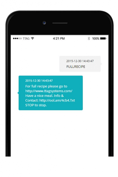 iphone screen messaging