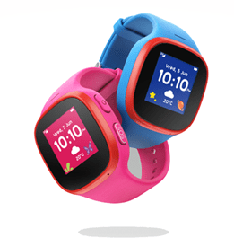 vodafone iot v-kids connected tracking watch