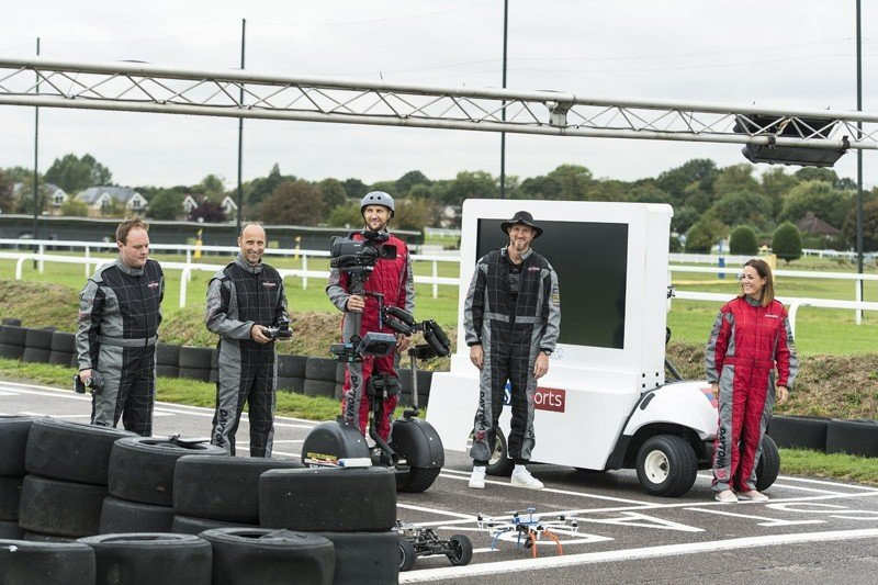 Sky Sports Debuts The Great Tech Race featured