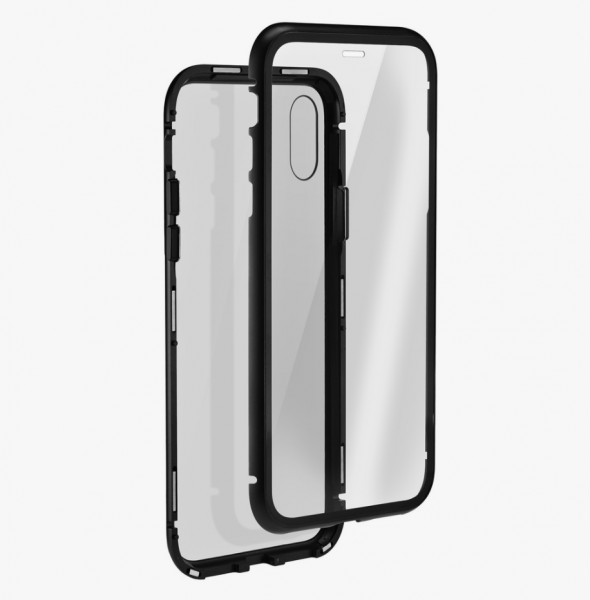 OptiGuard™ Infinity Glass screen protectors for iPhone X, iPhone Xs front and rear