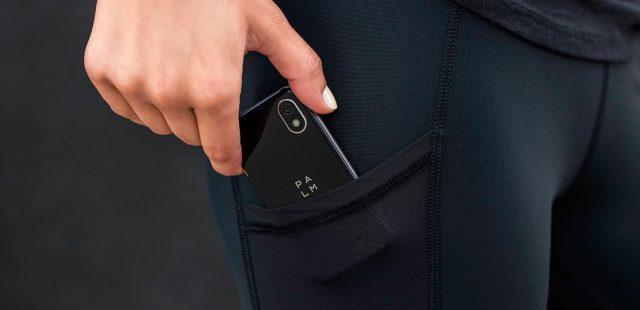 palm companion device leggings