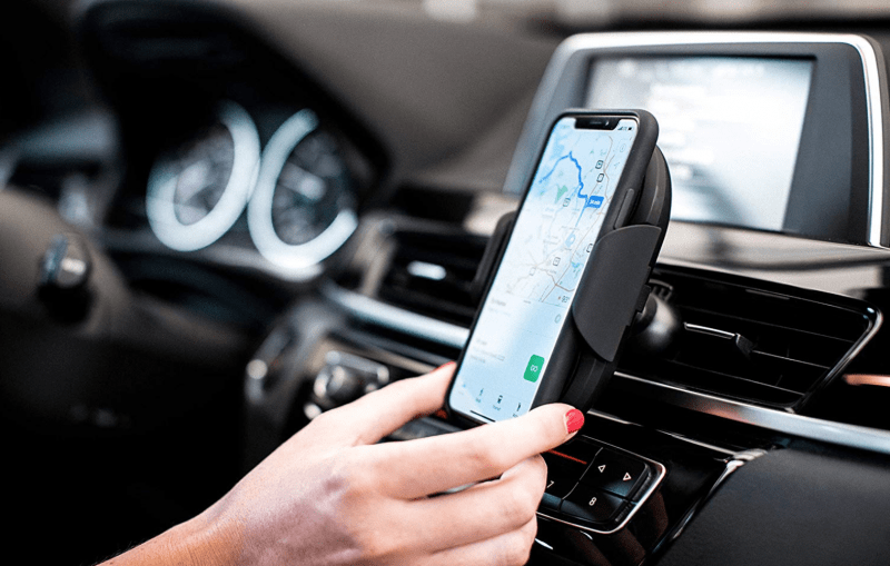 adonit Wireless Car Fast Charger main