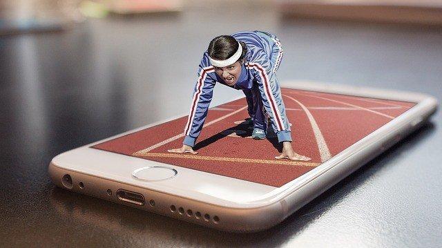 sport mobile phone technology