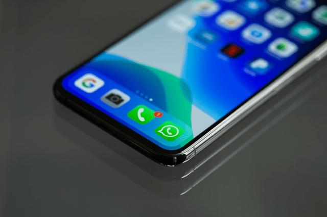 iphone homescreen apps