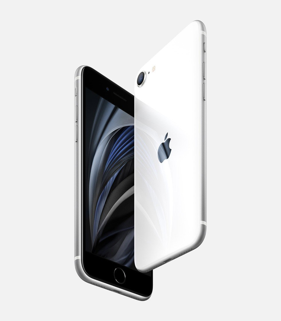 Apple-new-iphone-se-white