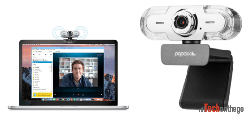 PAPALOOK PA452 webcam