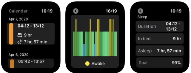 best apple watch apps - napbot