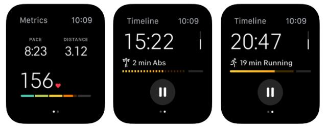 best apple watch apps - peleton