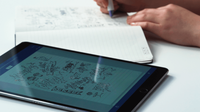 livescribe symphony recreating your handwriting