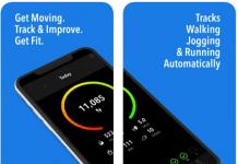 Activity Tracker iOS App featured image