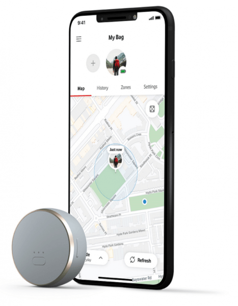 Vodafone Curve GPS Tracker vodafone tracking app