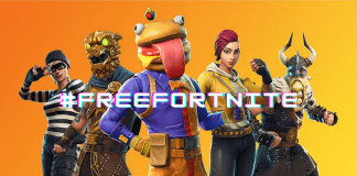 Epic Games have championed the hashtag #freefortnite