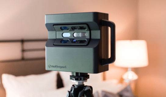 The housing market is coming of digital age - matterport camera