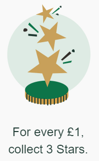 Starbucks Changes Rewards Stars System