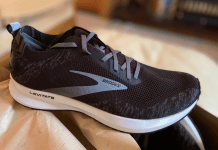brooks levitate 4 review