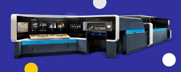 landa s10p printer