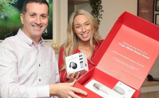 Virgin Media Google Smart Home