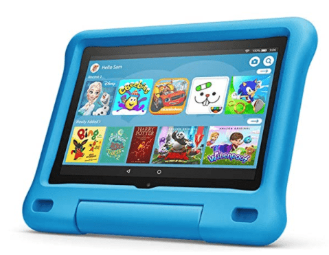 amazon fire hd 8 kids tablet